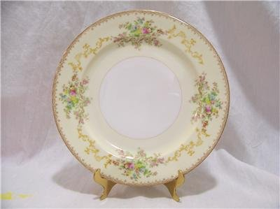 MEITO CHINA Beautiful Hand Painted Made In Japan Plate