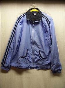 OLEG CASSINI SPORT Blue Jacket, Sz L