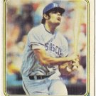 "LOU PINIELLA ""Kansas City Royals"" 1974 #390 Topps Baseball Card"