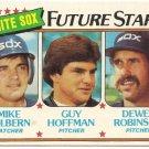 "1980 ""CHICAGO WHITE SOX"" FUTURE STARS #664 Topps Baseball Card"