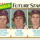 1980 ANGELS FUTURE STARS #663 Topps Baseball Card