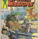 G.I. JOE A REAL AMERICAN HERO (SPECIAL MISSIONS) Vol. 1 No.2 December 1986