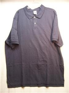 OLD NAVY~Mens S/S Polo Shirt~Dark Blue~Size XXL~NWOT