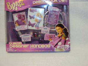 BRATZ Custom Designer Handbag Design Your Own Purse NEW
