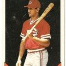 "DAVE MARTINEZ ""Cincinnati Reds"" 1993 #671 Topps Baseball Card"
