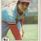 "JOHN URREA ""St. Louis Cardinals"" 1979 #429 Topps Baseball Card"