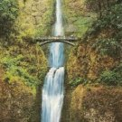MULTNOMAH FALLS, OREGON  Post Card
