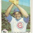 "LYNN McGLOTHEN ""Chicago Cubs"" 1979 #323 Topps Baseball Card"