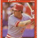 "PAUL O'NEILL ""Cincinnati Reds"" 1990 #198 Donruss Baseball Card"
