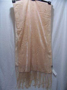 WOMEN&#039;S BEIGE SHAWL/WRAP, NWT