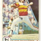 "FLOYD BANNISTER ""Houston Astros"" 1979 #306 Topps Baseball Card"