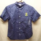 OLD NAVY~Boys Oxford S/S Shirt ~Blue~Size XXL/(16)~NWT
