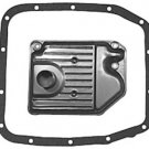 FORD Products AOT (AOD) 14 Bolt Transmission Pan Kit FRAM-FT1086, PUROLATOR-P1184, WIX-51949/58949