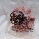 PLANET SPA Pink Flower Sponge, NIP