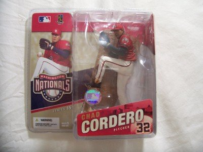 McFARLANE'S Chad Cordero Series 15 Nation Action Figure