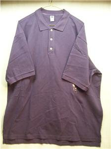 GAP SELECT~Mens S/S Polo Shirt~Purple~Size: X-Large~NWOT