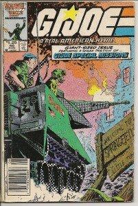 G.I. JOE A REAL AMERICAN HERO Vol. 1 No.36 August 86