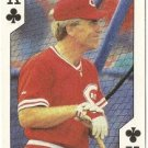 "JOE OLIVER ""Cincinnati Reds"" 1991 U.S. Playing Card"