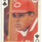 "BARRY LARKIN ""Reds"" 1991 All-Stars U.S. Playing Card"