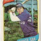 ALAN BANNISTER &quot;Chicago White Sox&quot; 1980 #608 Topps Baseball Card