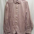 CEZANI Men's Multi-Striped L/S Dress Shirt, Size: Large, NWT