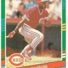 "HERM WINNINGHAM ""Cincinnati Reds"" 1991 #695 Donruss Baseball Card"