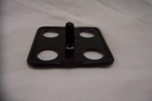 Ford/GM/Chrysler/AMC Hood Insulation Clip 1966-ON, C6GY-16776-A, 389089, 6028381, 4001752 (50 Qty)
