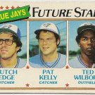 "1980 ""TORONTO BLUE JAYS"" FUTURE STARS #674 Topps Baseball Card"