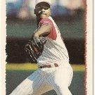 "HECTOR CARRASCO ""Cincinnati Reds"" 1995 #447 Topps Baseball Card"