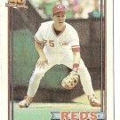 "TODD BENZINGER ""Cincinnati Reds"" 1991 #334 Topps Baseball Card"