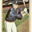 "RUSTY STAUB ""Detroit Tigers"" 1978 #370 Topps Baseball Card"