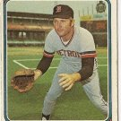 "WOODIE FRYMAN ""Detroit Tigers"" 1974 #555 Topps Baseball Card"