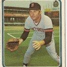 "WOODIE FRYMAN ""Detroit Tigers"" 1974 #555 Topps Baseball Card"