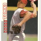 "BRETT TOMKO ""Cincinnati Reds"" 1998 #RT216 Score Baseball Card"