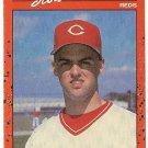 """SCOTT SCUDDER """"Cincinnati Reds"""" 1990 #435 Donruss Baseball Card"""