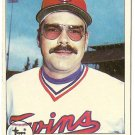 """CRAIG KUSICK """"Minnesota Twins"""" 1979 #472 Topps Baseball Card"""