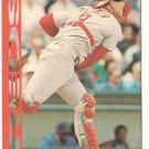"JOE OLIVER ""Cincinnati Reds"" 1994 #189 O-Pee-Chee Baseball Card"