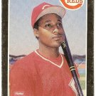 "HERM WINNINGHAM ""Cincinnati Reds"" 1989 #435 Donruss Baseball Card"