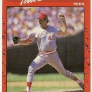"TIM BIRTSAS ""Cincinnati Reds"" 1990 #493 Donruss Baseball Card"