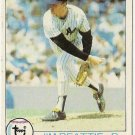 "JIM BEATTIE ""New York Yankees"" 1979 #179 Topps Baseball Card"