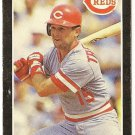 "JEFF TREADWAY ""Cincinnati Reds"" 1989 #351 Donruss Baseball Card"