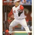 "PETE HARNISH ""Cincinnati Reds"" 1999 #53 Upper Deck MVP Baseball Card"