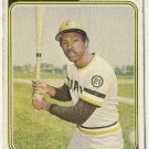 "RENNIE STENNETT ""Pittsburgh Pirates"" 1974 #426 Topps Baseball Card"