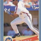 "BOBBY BONILLA ""New York Mets"" 1993 #3 Hostess Baseball Card"