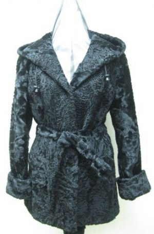 LADIES BLACK SWAKARA SOS JACKET - 64154(o) SIZE 44 = SIZE M