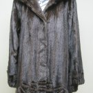 STUNNING LADIES MAMA MAHO HOODIE MINK LETOUT STROLLER-67050/1 (SIZE 18 & 20)