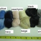 CUTE FRENCH REX RABBIT POM-POM - less then USD0.2/pc
