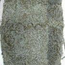 """CURL TIBET LAMB - TOFFE & BROWN LAMB PLATE-DRESSED REAL GENUINE SKIN(40"""" X 20"""")"""