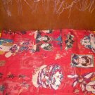 Chicos Asian Oriental Geisha Scarf Long
