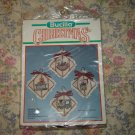 Christmas Ornaments Country Toys Cross Stitch Kit